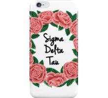 Sigma Delta Tau iPhone Case/Skin