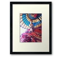 Still Life with Bust Framed Print