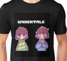 Undertale - Chara & Frisk Unisex T-Shirt