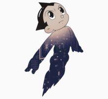 Astro Boy - Human Machine Kids Clothes