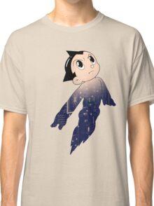 Astro Boy - Human Machine Classic T-Shirt
