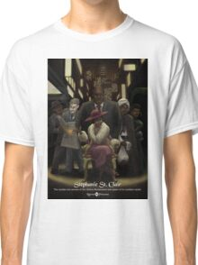 Stephanie St. Clair - Rejected Princesses Classic T-Shirt
