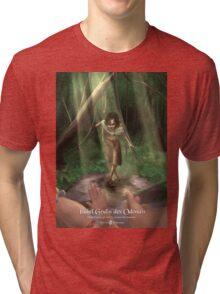 Isabel Godin des Odonais - Rejected Princesses Tri-blend T-Shirt