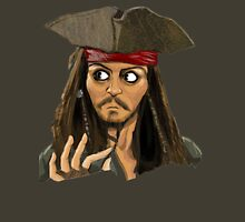 Jack Sparrow (Specially Detailed) Unisex T-Shirt