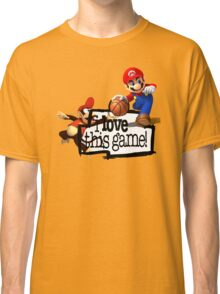 Mario Diddy Kong Classic T-Shirt