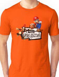 Mario Diddy Kong Unisex T-Shirt