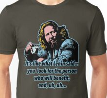 Big Lebowski Philosophy 4 Unisex T-Shirt