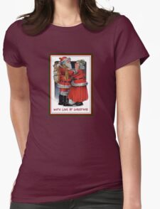 With Love At Christmas From Mr and Mrs Claus T-Shirt