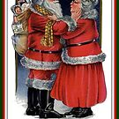 With Love At Christmas From Mr and Mrs Claus by taiche