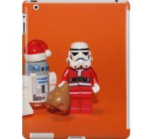 Stormtrooper Santa iPad Case/Skin