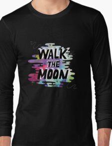 WALK THE MOON Long Sleeve T-Shirt