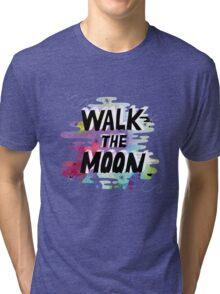 WALK THE MOON Tri-blend T-Shirt