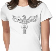 Coota - Art Eagle Womens Fitted T-Shirt