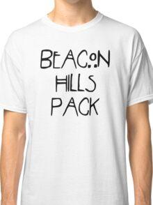 Beacon Hills Pack Classic T-Shirt