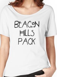 Beacon Hills Pack Women's Relaxed Fit T-Shirt
