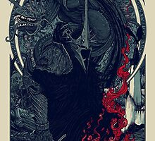 Lord of the Rings Witch King by SinisterSix