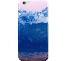 Sangre de Christo and The Great Sand Dunes National Park iPhone Case/Skin