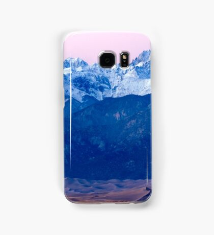 Sangre de Christo and The Great Sand Dunes National Park Samsung Galaxy Case/Skin