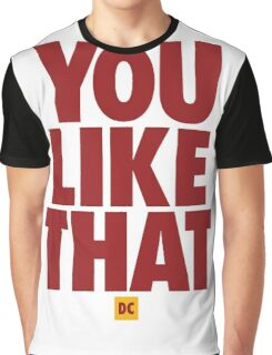 Redskins You Like That Cousins DC Football by AiReal Apparel Graphic T-Shirt