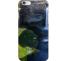 Palouse River Falls 1 iPhone Case/Skin