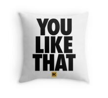 Redskins You Like That Cousins DC Football by AiReal Apparel Throw Pillow