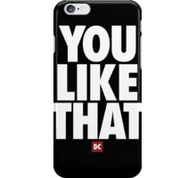 Redskins You Like That Cousins DC by AiReal Apparel iPhone Case/Skin