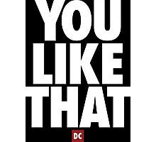 Redskins You Like That Cousins DC by AiReal Apparel Photographic Print