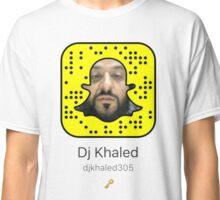 DJ Khaled Snapchat Classic T-Shirt
