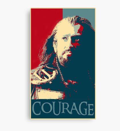 Thorin Courage Canvas Print
