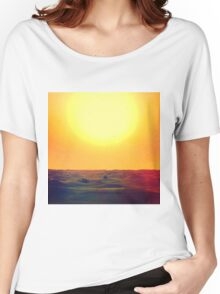News From The Sun Women's Relaxed Fit T-Shirt
