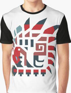 Rathalos Monster Hunter Graphic T-Shirt