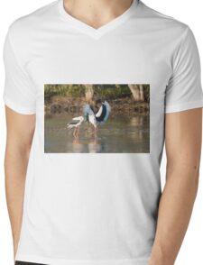 Sunset Rituals Mens V-Neck T-Shirt