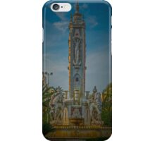 Plaza de los Luceros iPhone Case/Skin