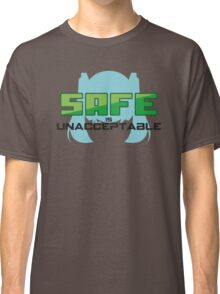 SAFE is unacceptable (Project Diva) Classic T-Shirt