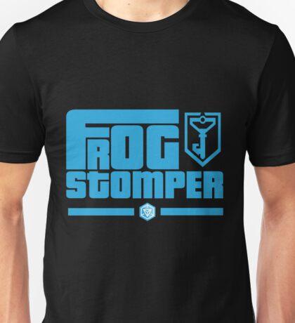 Frog Stomper - Ingress Unisex T-Shirt