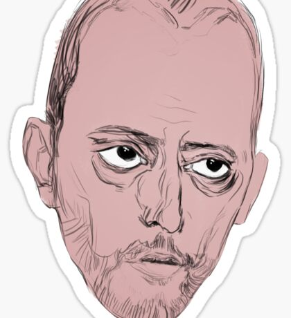Leon  Sticker