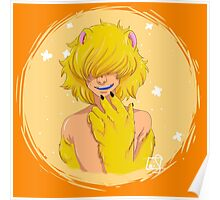 Destry the Lion Boy Poster