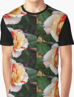 Rose of Beauty Graphic T-Shirt