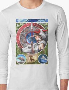 Princess Mononoke Long Sleeve T-Shirt