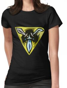 Trinity Force #HD Womens Fitted T-Shirt