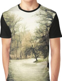 River Forest Graphic T-Shirt