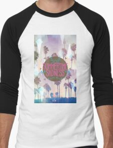 Summertime Sadness Men's Baseball ¾ T-Shirt