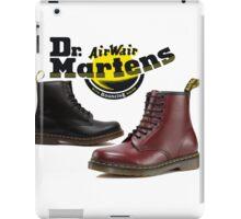 Dr. Martens iPad Case/Skin