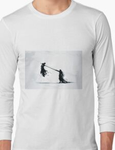 Sephirot vs Cloud Long Sleeve T-Shirt