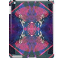 Psychedelic X-Ray pattern iPad Case/Skin