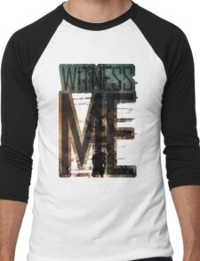 Witness me - Mad Max: Fury road Men's Baseball ¾ T-Shirt
