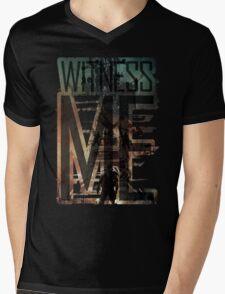 Witness me - Mad Max: Fury road Mens V-Neck T-Shirt