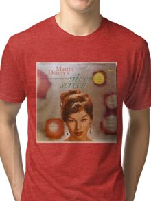 Exotic Sounds From The Silver Screen, Martin Denny Tri-blend T-Shirt