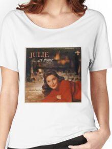 Julie...At Home, Julie London Women's Relaxed Fit T-Shirt