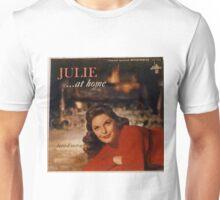 Julie...At Home, Julie London Unisex T-Shirt